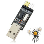 CH340G USB TTL Konverter