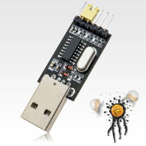 Androegg CH340G USB TTL Konverter