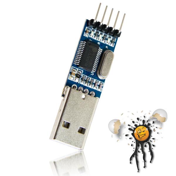 Prolific PL2303 USB TTL Konverter