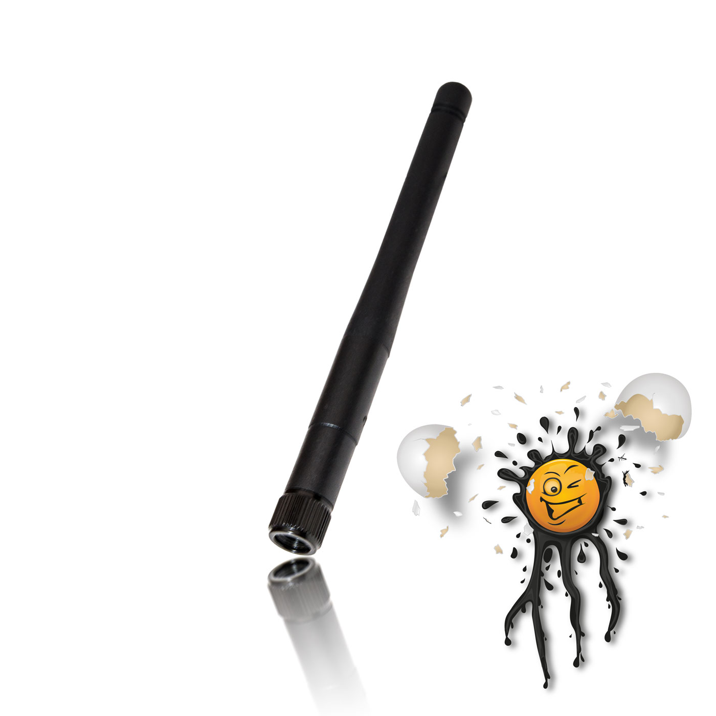 3dBi Antenne RP-SMA Buchse