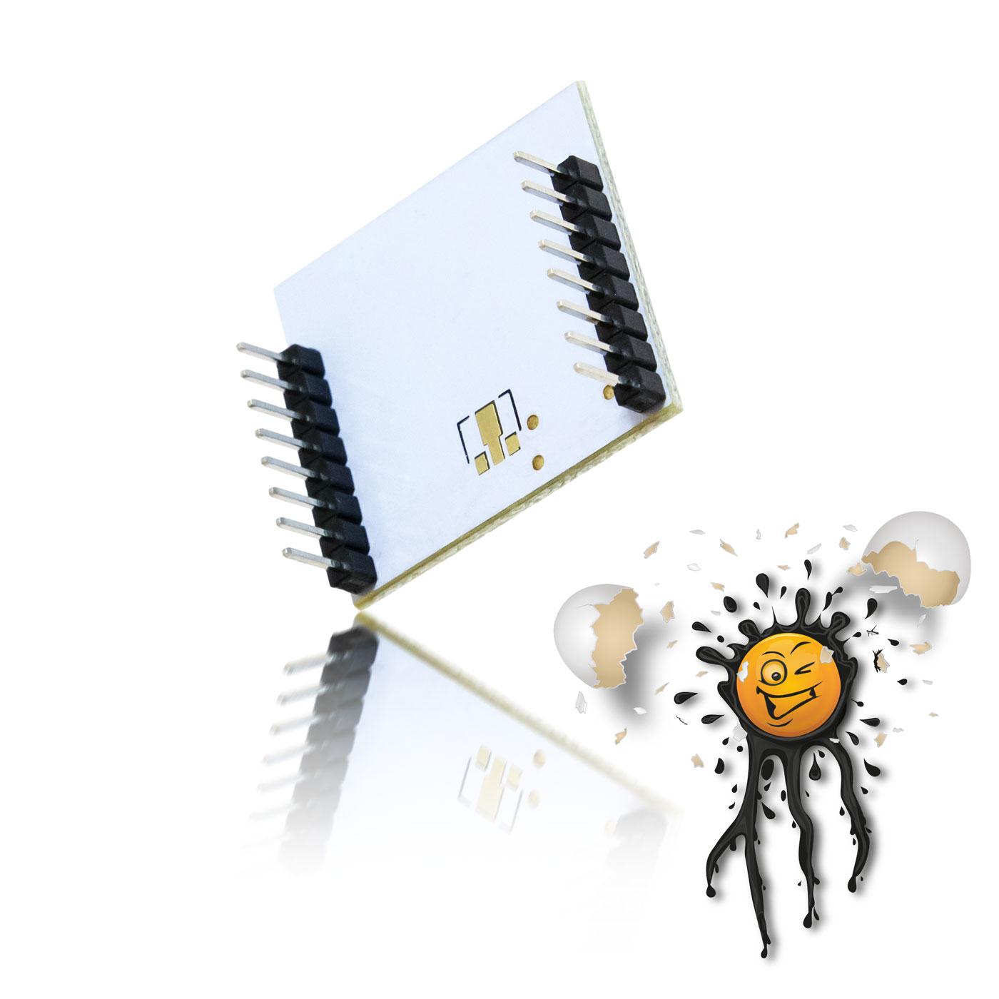 ESP8266 I/O Adapter Detailansicht