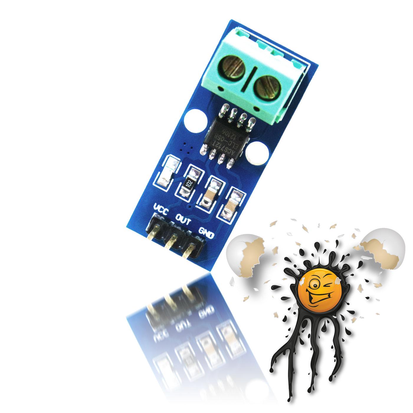 Stromsensor ACS712 30A