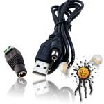5Volt USB Adapterset