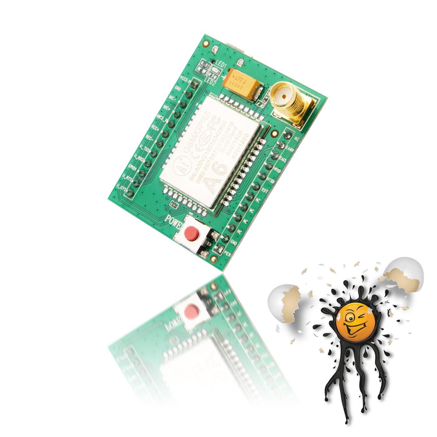 Original AI Thinker A6 GSM Modul