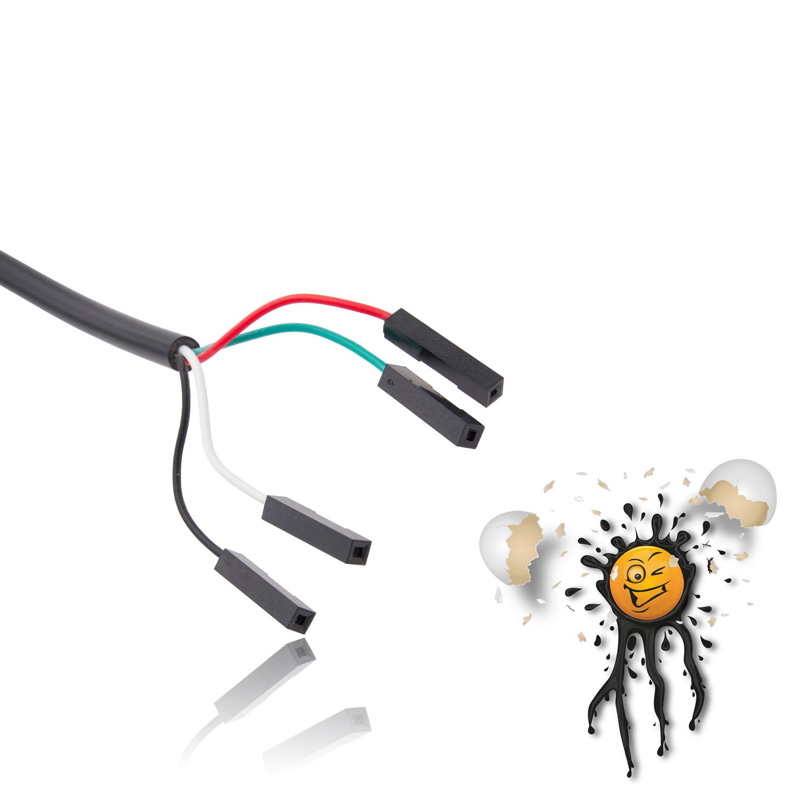 Prolific PL2303 USB TTL Anschlüsse