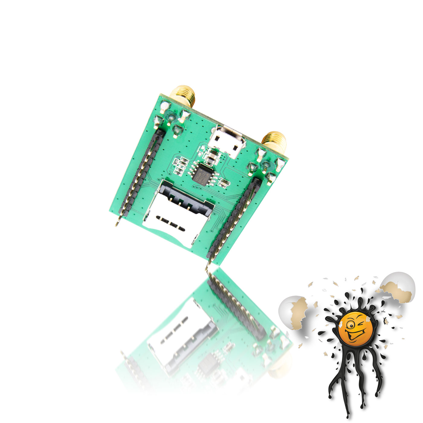 AI Thinker A7 GPSA NEMA Modul Pins