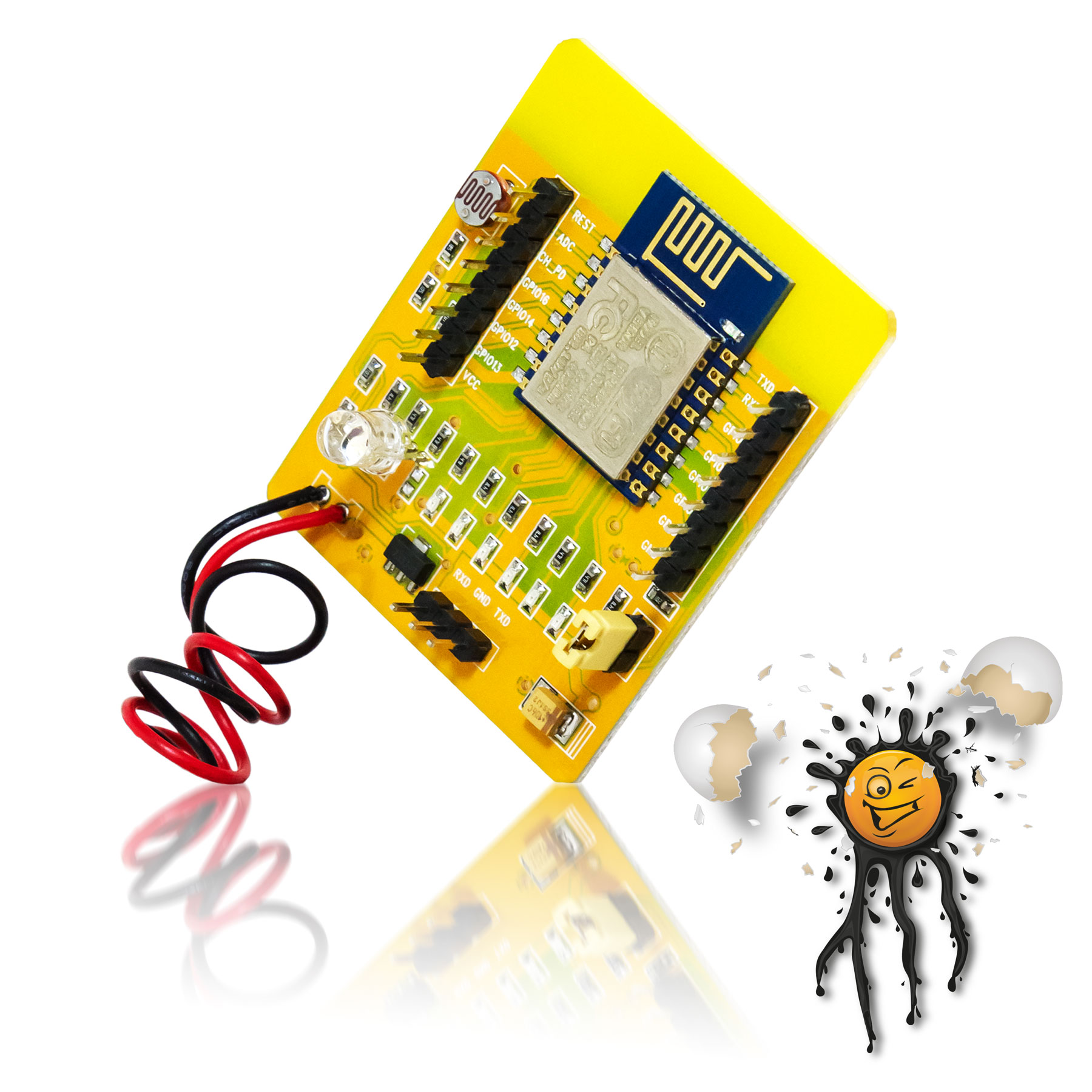 AI Thinker ESP-12 Entwicklerboard