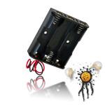 ESP-12 Entwicklerboard Batteriehalter