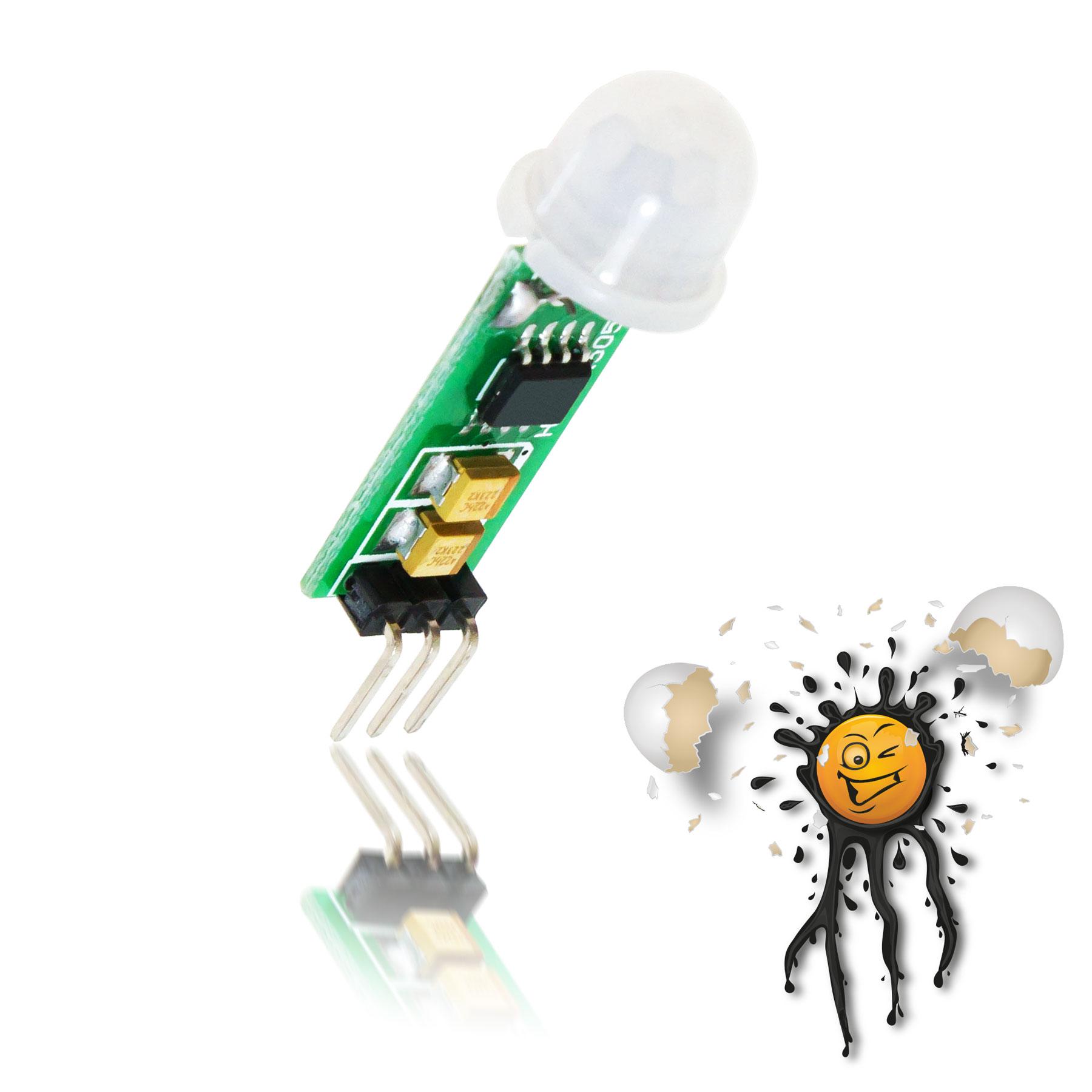 ESP8266 PIR Sensor Modul
