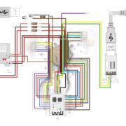 Internet of Things ESP8266 ESP201 wireing