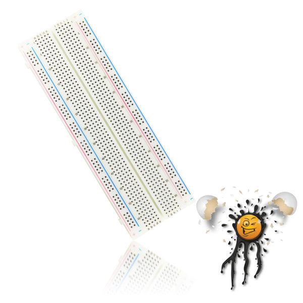 IoT Steckplatine / Breadboard 830