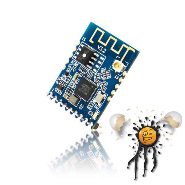 MT LinkIt connect IoT SoC Modul powered by androegg © Markus Hahl