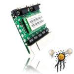 IoT openwrt routerboard 580MHz UART WiFi I2S GPIO I2C SPI