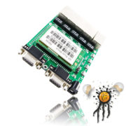 IoT openwrt routerboard 8MB Flash 64MB DDR2 RAM