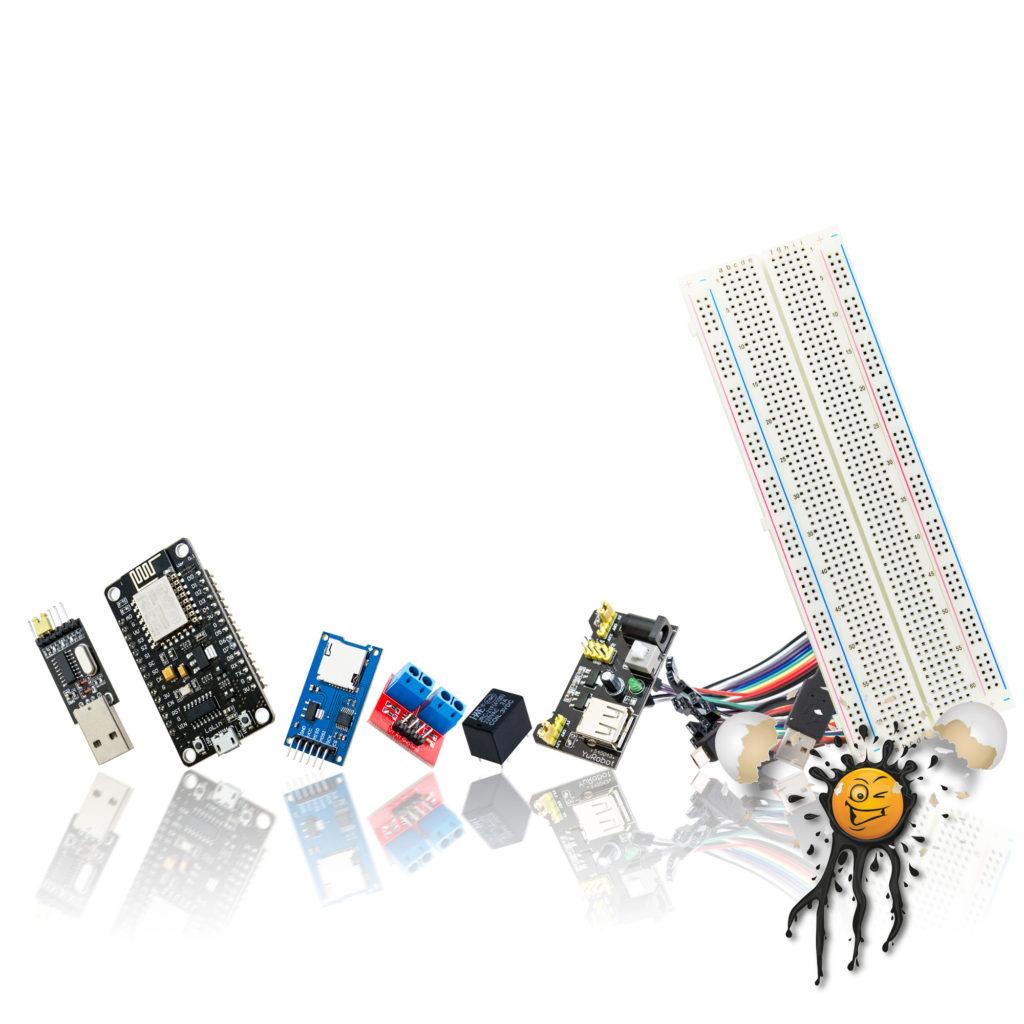 NodeMCU ESP8266 Beginner Megaset
