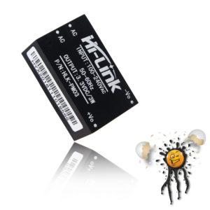 AC DC 3,3 Volt 3 Watt IoT Mini Netzteil
