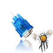 HL340 USB TTL Converter DB9 RS232 Connector