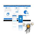 ESP8266 Relais Sensor Module Android iOS App