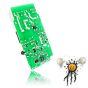 IoT Relais / Sensor Module inkl. ESP8266EX 8Mbit Ram
