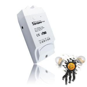 ESP8266 1 Kanal Relais Sensor Modul