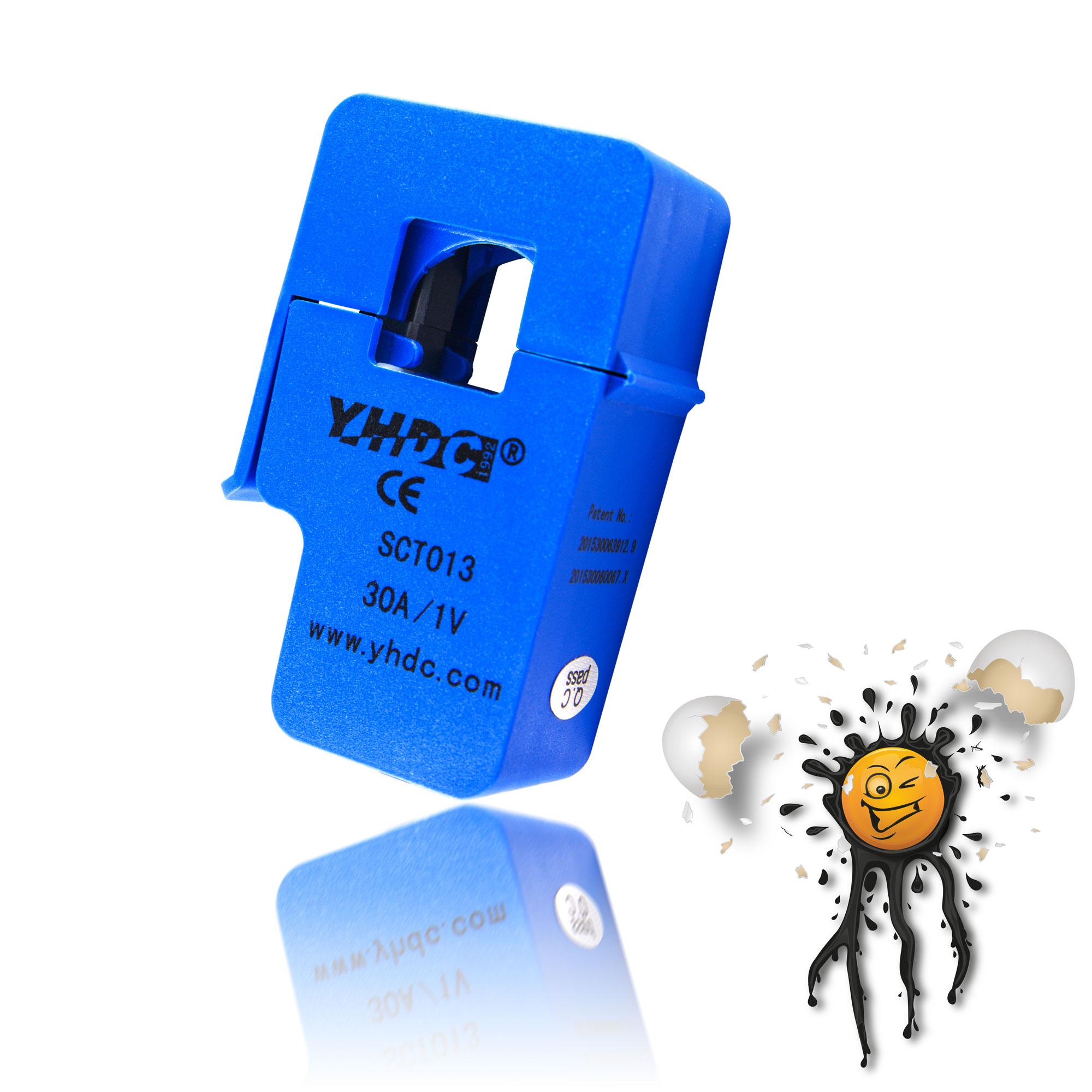 IoT ESP8266 Stromsensor 0-30A für Wechselspannung