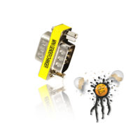 RS232 serial gender changer male male