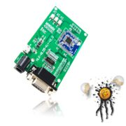 RS232 to WLan Board