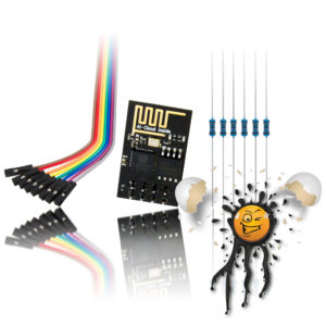 AI Thinker ESP8266 ESP-01 Set