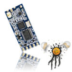 Funk to UART Modul HC12