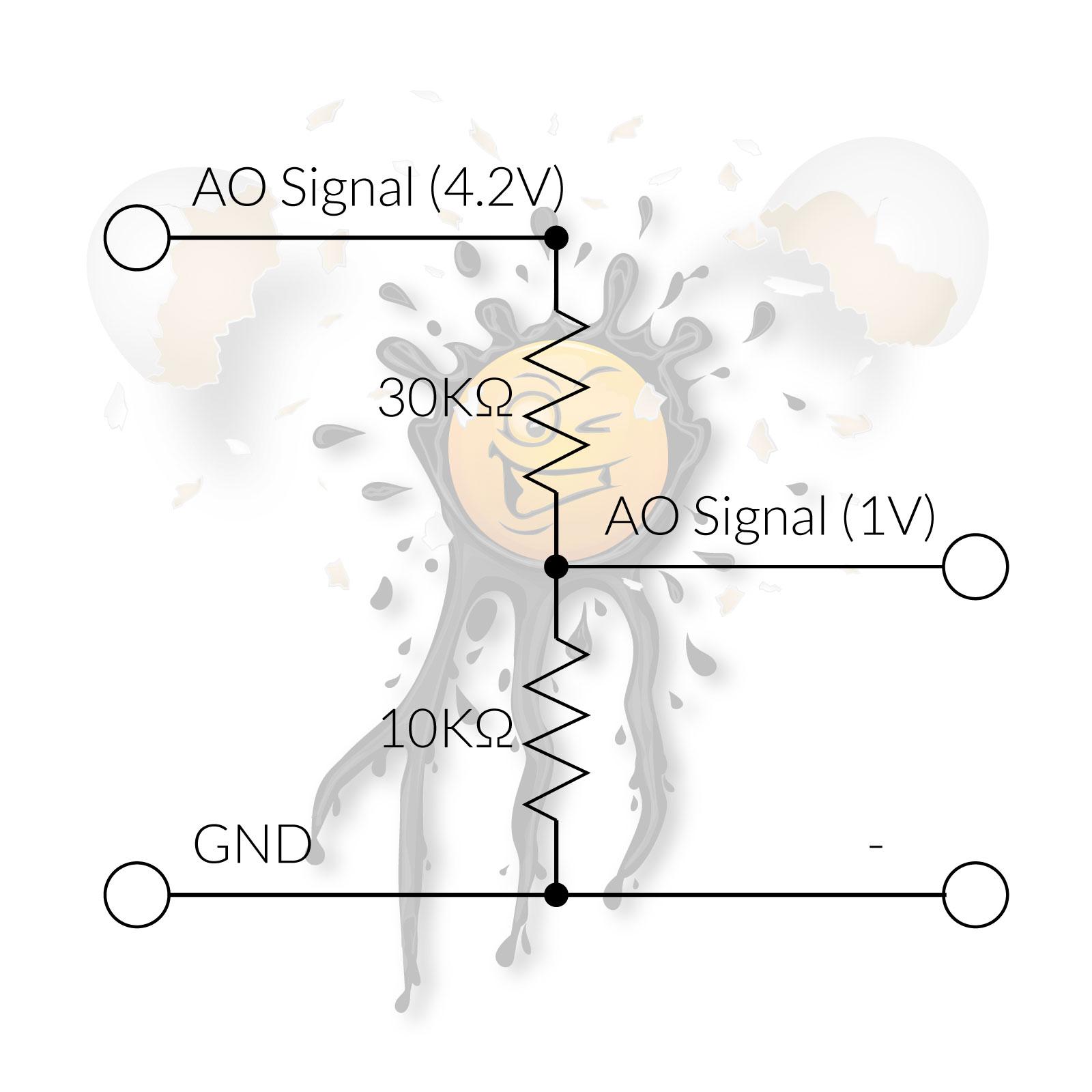 ESP Water Rain Sensor schematic