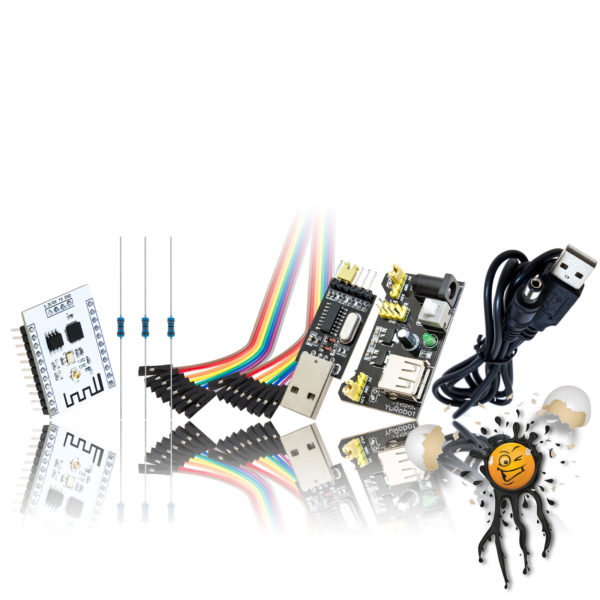 ESP8266 ESP201 Beginner IoT Kit