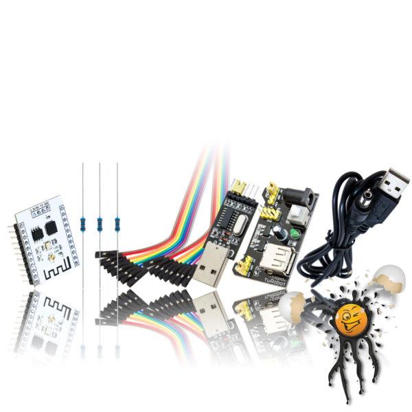 ESP8266 ESP201 Beginner IoT Kit