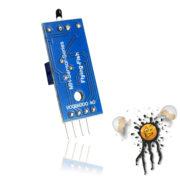 Arduino Temperatur Sensor analog digital