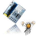 Tasmota AI Thinker ESP-01 DHT Sensor Module Set