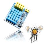 ESP-01 DHT11 Temperature Humidity 5V Sensor Module