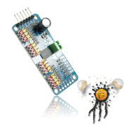 PCA9685 PWM Extension Board