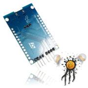 STM32 CORTEX-M0 Development Board