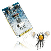 STM32 CORTEX-M0 minimum Development Board