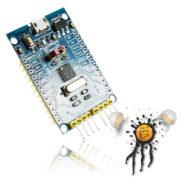 STM32 CORTEX-M0 minimum Development Board