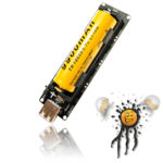 Arduino mini USV incl. 18650 Akku