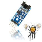 Arduino ESP STM Infrarot Geschwindigkeitssensor