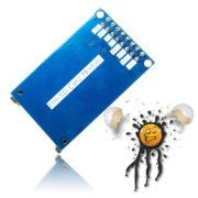 Arduino ESP SPI Card Reader Module Pinout