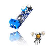 4-12V Audio Amplifier