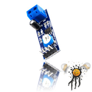 LM-386 Audio Amplifier