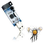 ATMEL AVR USB ASP ISP Programmer