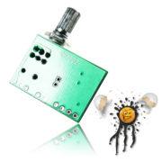 Stereo Amplifier Module 2.5 - 5V