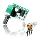 PAM8403 Class D Stereo 2x3W Mini Module