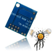 WiFi WS2812 RGB LED Controller