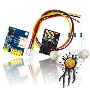 IoT ESP8266 WS2812 RGB LED Controller Set