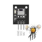 Arduino Infrarot Empfänger Modul KY-022 Pinout